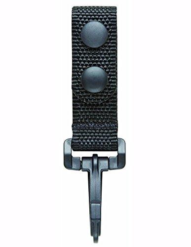Bianchi Accumold 7405K Belt Keeper with Key Holder, Black