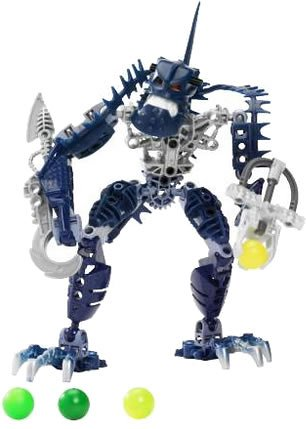 Lego - Piraka vezok - 8902 ()