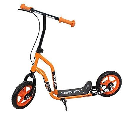Lifefit Niños Patinete Youth Naranja Naranja Talla:10 ...
