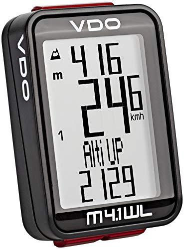 VDO M4.1 Wireless Cyclocomputer 2017 Speedometer