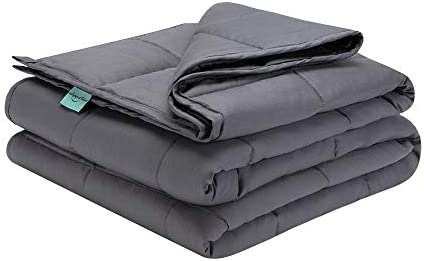 Amazon.com  Weighted Idea Cool Weighted Blanket 15 lbs for Kids and ... 51a33c701