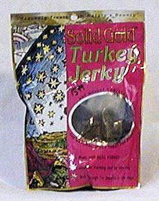 Turkey Jerky for Dogs- 10 oz