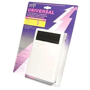 Cargador UCAR 7170 de pilas ultra rapido universal Ucar