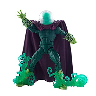 Spider-Man Legends Series 6-inch Marvel's Mysterio: Toys & Games
