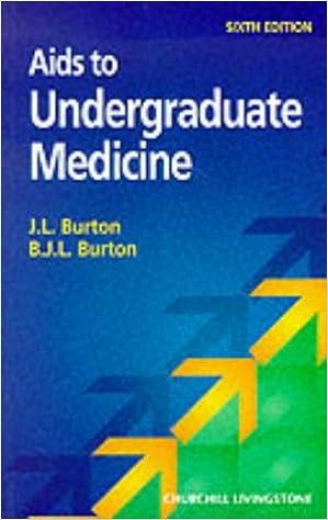 Aids to Undergraduate Medicine