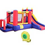 Best Bounce Houses - JOYMOR Bounce House Little Kids Inflatable Bouncing Castle Review