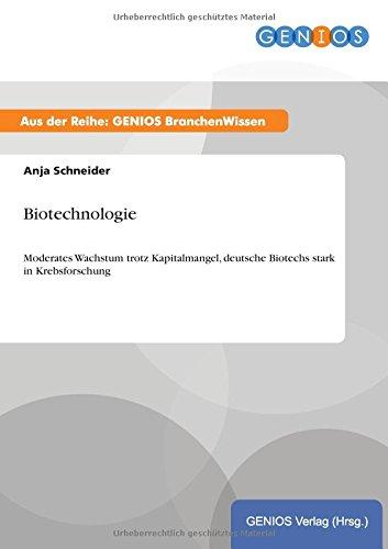Biotechnologie (German Edition) pdf