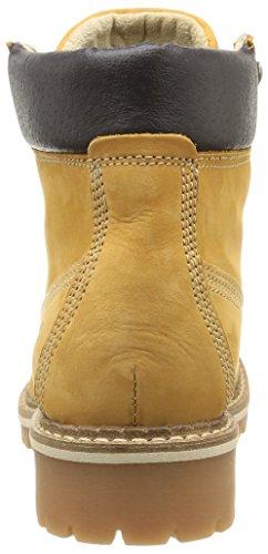 Mustang2837503 - Botas Mujer Amarillo - Jaune (66 Camel)