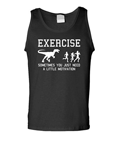 Exercise Requires Motivation funny joke