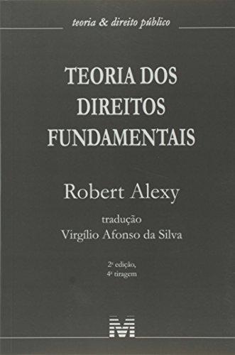 Teoria dos Direitos Fundamentais 2014