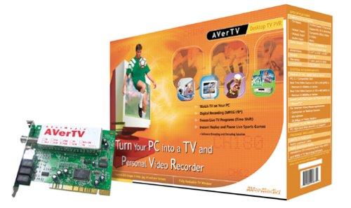 AVERMEDIA AVerTV Mono Desktop TV & Personal Video Recorder ( PVR ) (Pvr Software)