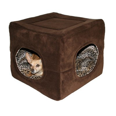Double Door Safe House 2 in 1 Bed by Hip Doggie