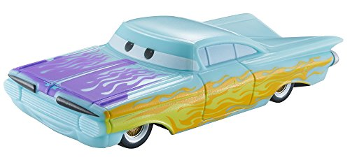 Disney/Pixar Cars Color Change 1:55 Scale Vehicle, Ramone (Disney Color Changing Cars)