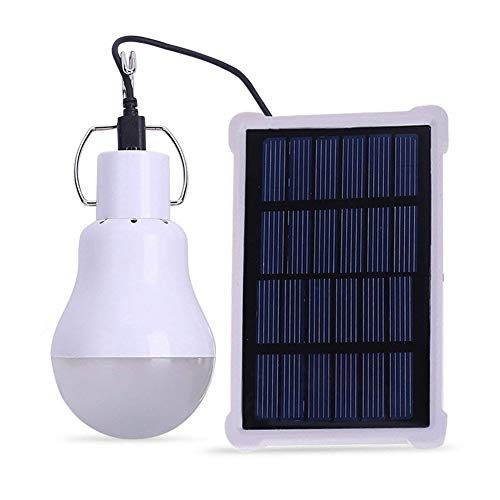 Solar Panel Chicken Coop Light