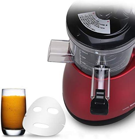 Exprimidor - Filtro Doble para el hogar Fácil de Limpiar Máquina de Jugo de Jugo Mixto de bajo Ruido