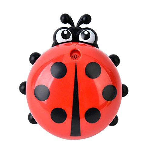 DDLBiz Ladybug Kitchen Mechanical Decoration