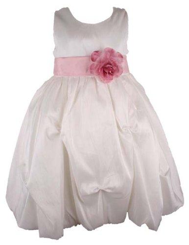 Amazon girls special occasion dusty rose ivory flower girl girls special occasion dusty rose ivory flower girl dress 2 toddler mightylinksfo