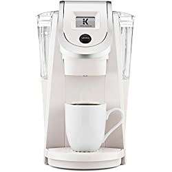 Keurig K200 Plus Series 2.0 Single Serve Plus Coffee Maker Brewer - Sandy Pearl