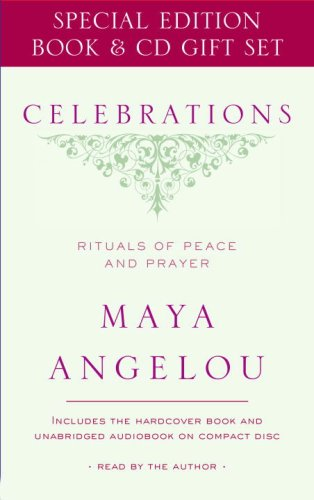 Celebrations: Rituals of Peace and Prayer: Book & CD Gift Set by Random House Audio
