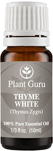 Thyme (White) Essential Oil. 10 ml. 100% Pure, Undiluted