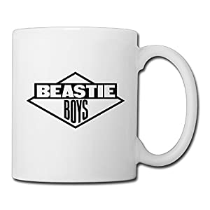 Christina Beastie Boys Band Logo Ceramic Coffee Mug Tea Cup White