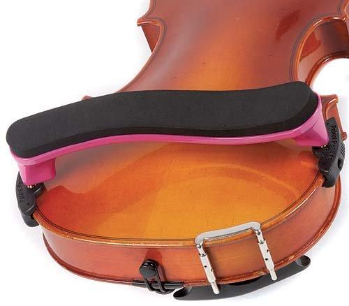Everest Pink ES Series 4/4 Violin Adjustable Shoulder Rest