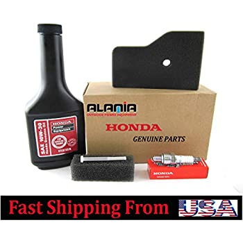 Amazon.com: Genuine Honda eu2000i Generador, Tune Up Kit de ...