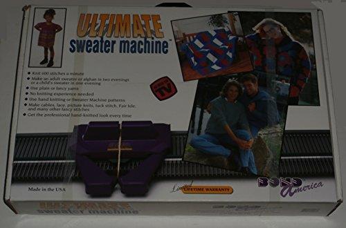 Ultimate Sweater Machine - 4