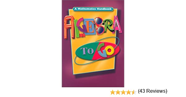 Counting Number worksheets geometry worksheets year 9 : Algebra to Go: A Mathematics Handbook: GREAT SOURCE: 9780669471519 ...