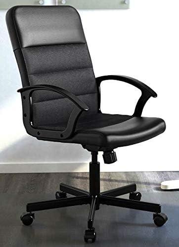 silla oficina giratoria sin ruedas ikea