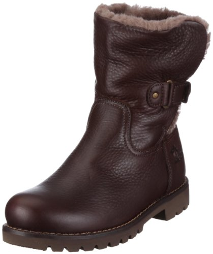 Panama Jack Stivali Uomo Felia Igloo B2 Napa Grass, Donna Braun (Marron / Brown)