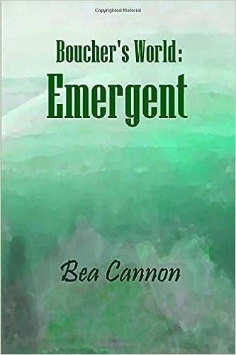 Book Boucher's World: Emergent: Volume 1