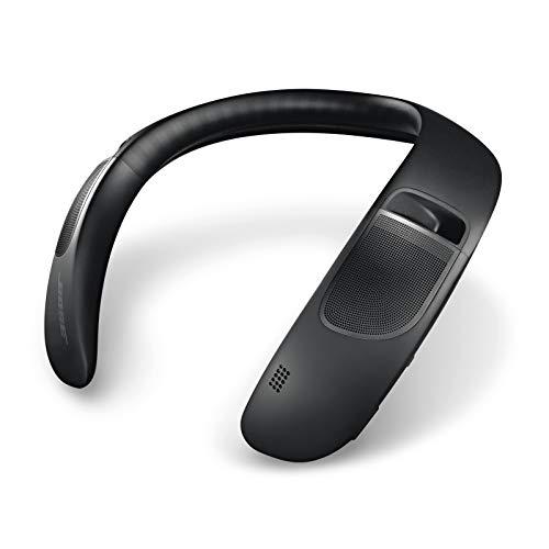 Bose Soundwear Companion Wireless Wearable Speaker  Black