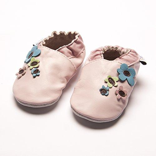 Jinwood designed by amsomo - Zapatillas de estar por casa para niña Multicolor - celebration soft sole