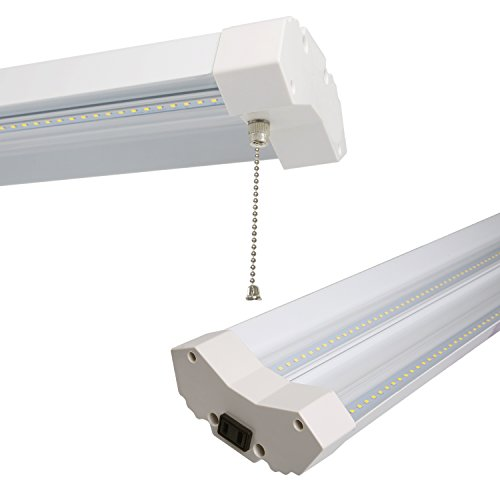 Hykolity Utility LED Shop Light 4ft 40 Watt 4800 Lumen