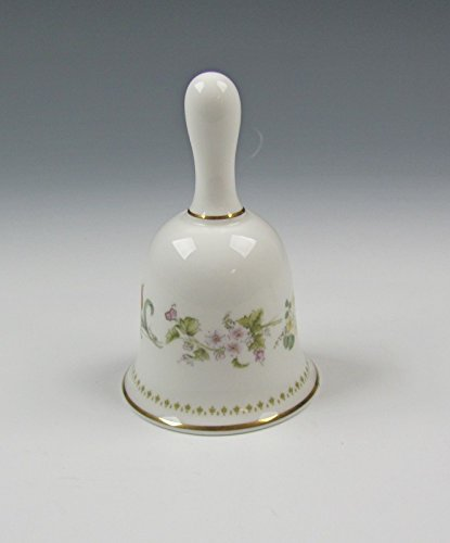 Wedgwood China MIRABELLE Bell, Missing Clapper Excellent