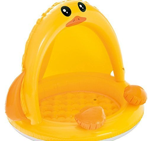 Intex Pool Duck Baby Pool- Inflatable- 40'' X 32.5''
