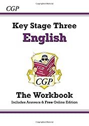 KS3 English Workbook (with answers and online edition)