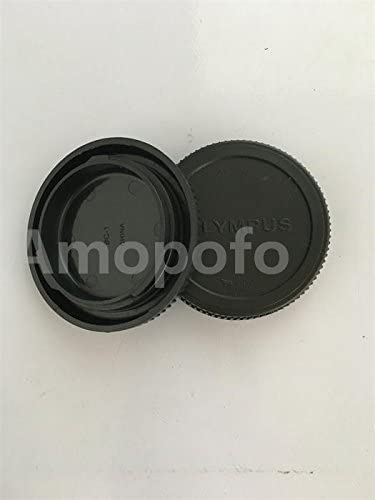 for Olympus OM 4//3 M4//3 Camera Body Cap Camera Body Cap Before Rear Cap