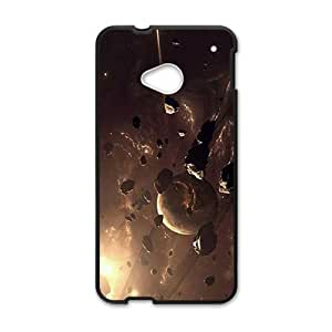SANLSI Sky Phone Case for HTC One M7 case