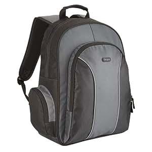 Targus Essential Laptop Backpack, Black [TSB023EU]