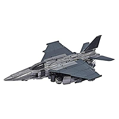 Transformers Toys Studio Series 43 Voyager Class Age of Extinction Movie KSI Boss Action Figure - Ages 8 and Up, 6.5-inch: Toys & Games