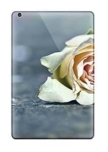 Oscar M. Gilbert's Shop Ipad Mini 2 Hard Back With Bumper Silicone Gel Tpu Case Cover Rose 2621549J80543672