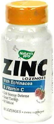 Natures Way Lozenges Echinacea Packages