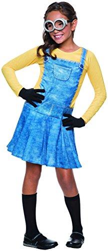 Rubie's Costume Minions Female Child Costume, Medium