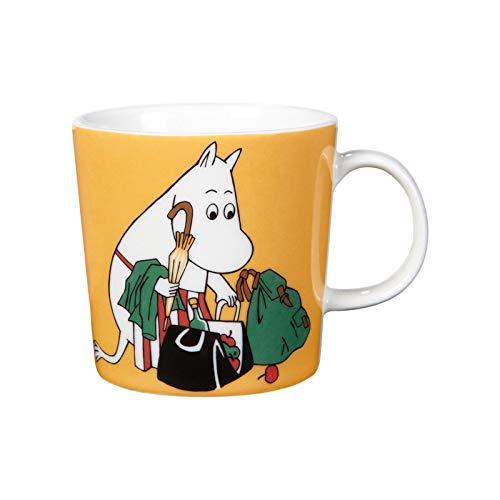 Apricot Mug - ARABIA Moomin Mamma Mom Mug Apricot 0.3L