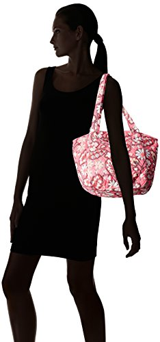 Pink Vera Bradley Cotton Glenna Bag Shoulder Signature Blush p0r1qpw
