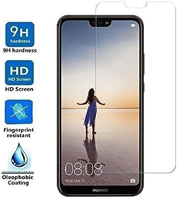 ELECTRÓNICA REY Protector de Pantalla para Huawei P20 Lite: Amazon ...