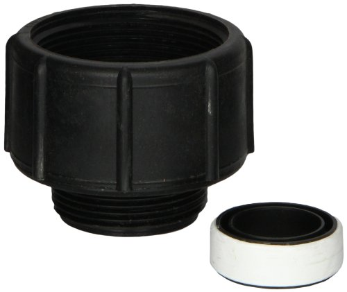 Pentair PKG 118 Trap Reducer Adapter Replacement Strainer Pool and Spa Pump