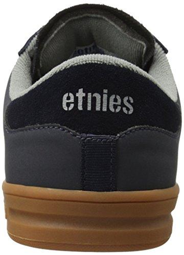 Etnies LO-Cut, Zapatillas de Skateboarding para Hombre Azul - Blau (NAVY/GUM/460)
